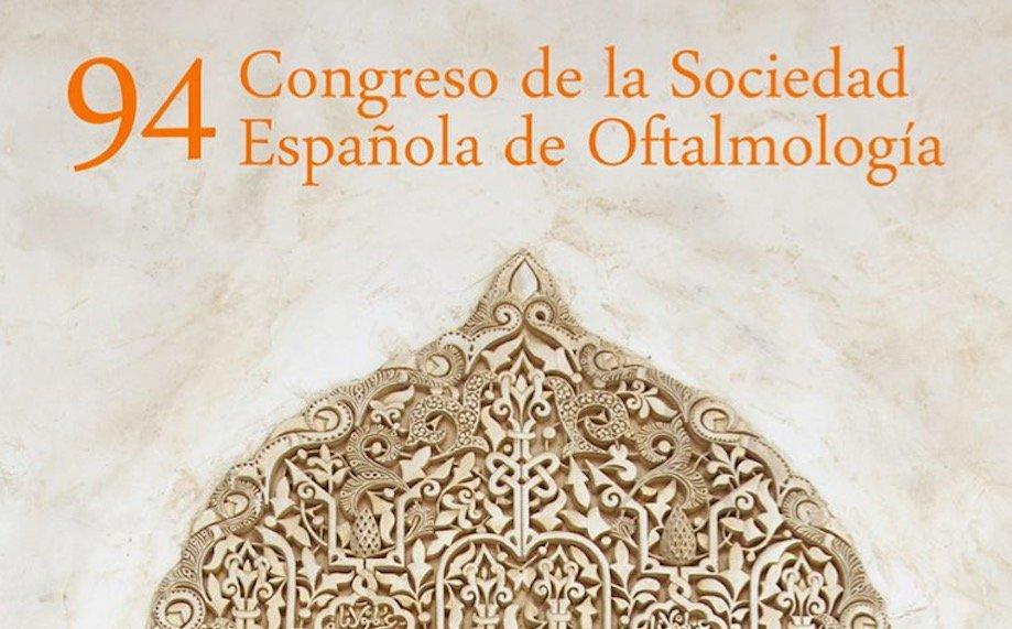 Los doctores García de Oteyza en el 94º Congreso de la Sociedad Española de Oftalmología